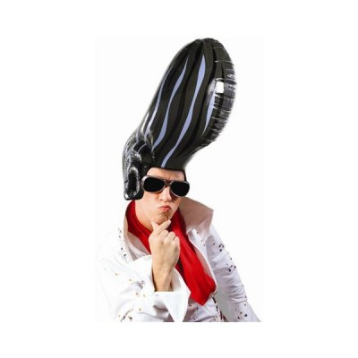 Afro Inflatable Wig